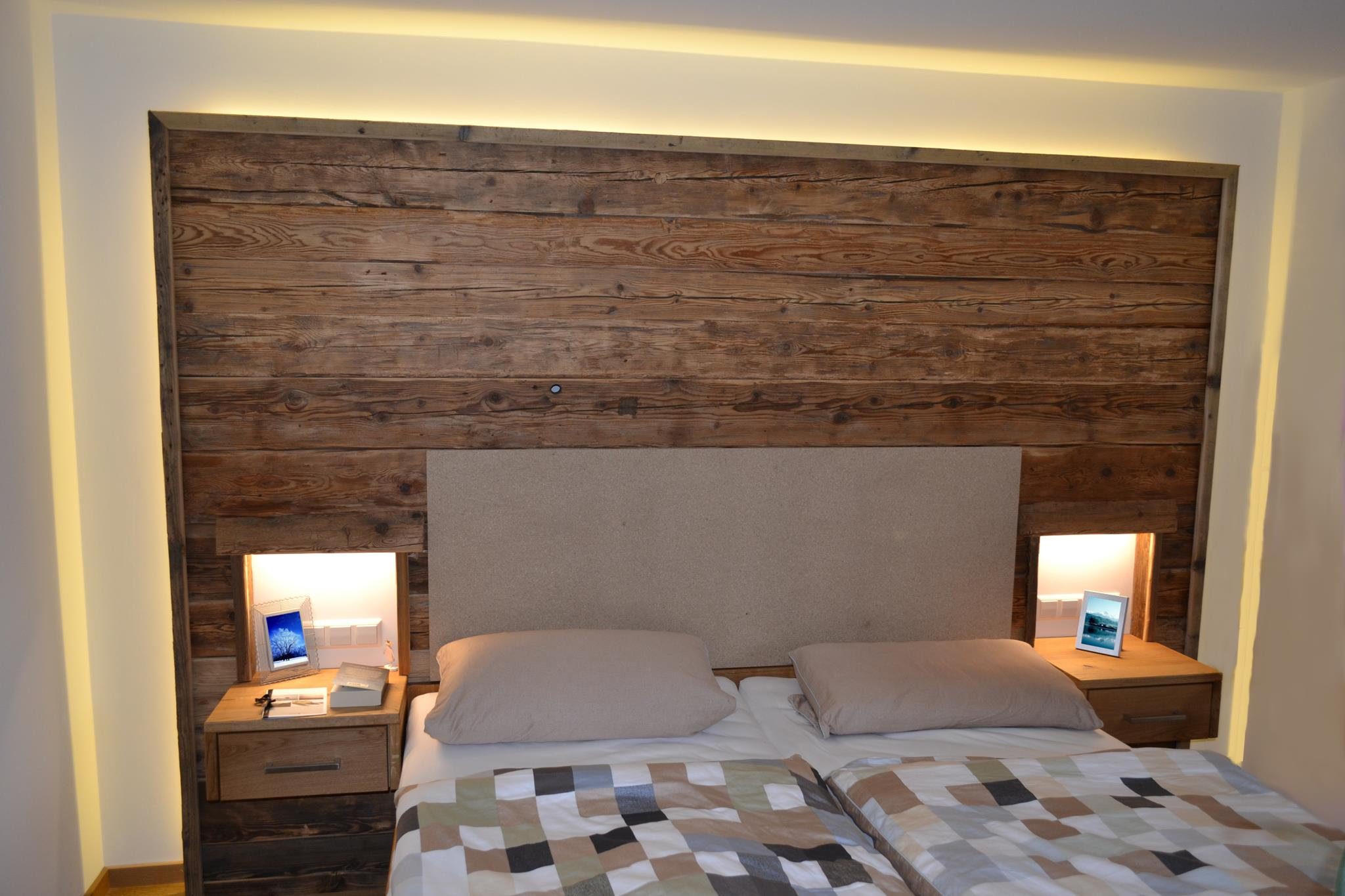 Schlafzimmer farblich gestalten